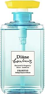 Diane Bonheur 洗发水 蓝色茉莉花香型 Damage Repair&Shine 修护亮采洗发水 500ml