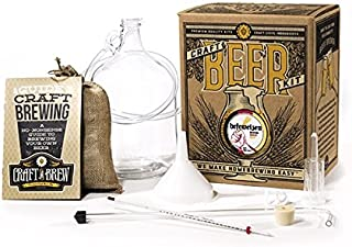 Craft A Brew Hefeweisen Beer Brewing Kit