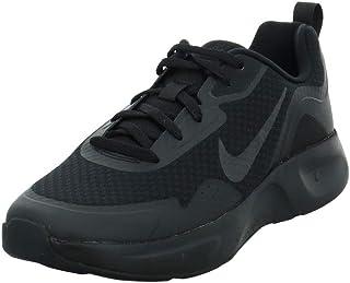 Nike 耐克 男士 Wearallday 黑色合成/织物运动鞋