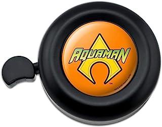 GRAPHICS & MORE Aquaman 徽标自行车车铃