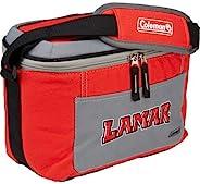 NCAA 拉马尔红雀队 12 罐软面冷却器