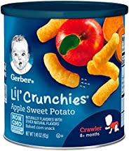Gerber 嘉寶 Lil'香脆餅干 蘋果紅薯1.48盎司/42g