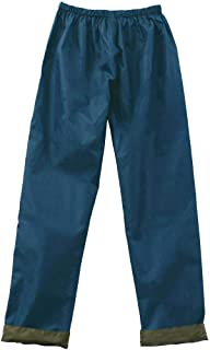 东洋壳 雨裤 藏青色 总长99厘米