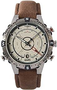 Timex 天美时 男士手表 带指南针 潮汐时间 温度计功能