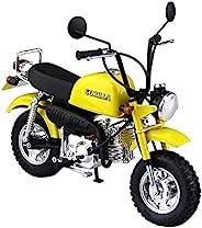 青岛文化教材社 1/12 摩托车系列 No.25 本田 大猩猩 自定义 武川规格Ver.2 塑料模型