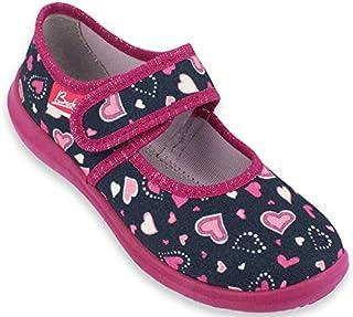 Beck 女童心形低帮拖鞋