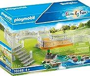 PLAYMOBIL 70348 动物园扩展套装 4 岁以上