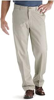 Lee 男士防污渍休闲修身长裤 卡其色 30W x 32L