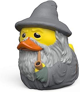 TUBBZ 指环王 Gandalf 灰色收藏橡胶鸭雕像 – 官方指环王商品 – 独特限量版收藏者乙烯基礼物
