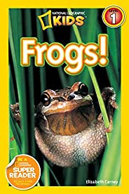 National Geographic Readers: Frogs (English Edition)