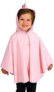 London Fog 伦敦雾儿童独角兽雨衣 粉色