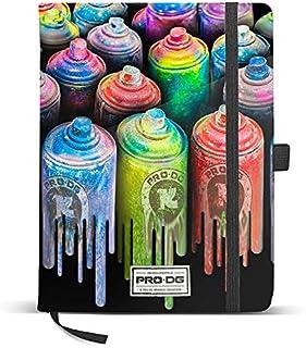 PRODG Diary Colors 便携式手提包挂钩,21 cm,多种颜色