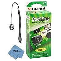 Quicksnap Flash 400 一次性相机带闪光灯