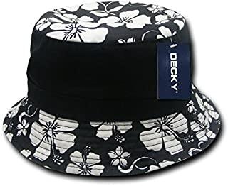 DECKY 花卉帽檐 Polo 渔夫帽
