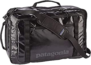 PATAGONIA 巴塔哥尼亚 男士旅行包 黑色 黑色(黑色) 45cm