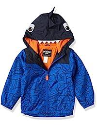 OshKosh B'Gosh 男婴鲨鱼连帽风衣夹克外套