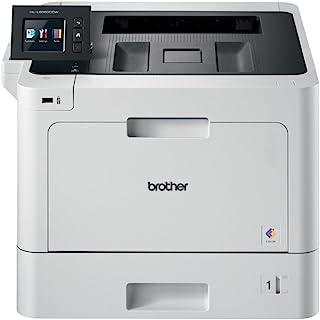 Brother HL-L8360CDW W-LAN Farblaserdrucker mit Duplex (2400 x 600 dpi) weiß/schwarz