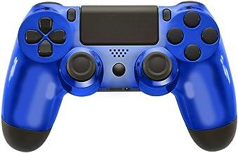 控制器 - 铬蓝色 (PS4)
