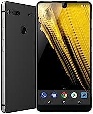 Halo 灰色必备手机 - 128 GB 未锁钛和陶瓷手机,带边到边显示屏PH-1 仅手机 光环灰色