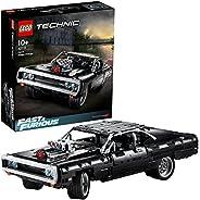 LEGO 乐高 42111 Technic Fast & Furious Dom's Dodge Charger 赛车模型标志