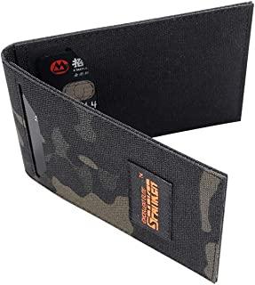 EXCELLENT ELITE SPANKER 超薄双折前袋信用卡包 带 2 个卡槽 MCB