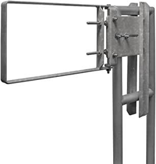 Fabenco A71-18 A系列 原装自闭*门,19 至 21.5 英寸 x 12 英寸,镀锌 A36 碳钢