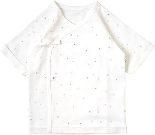 [10mois] 短内衣 棉花 白色 50~60cm