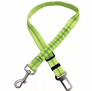 狗狗*带*带*带可调节狗猫*牵引绳适用于宠物,重型宠物牵引绳,适合日常使用(黄色)