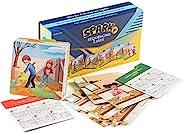 Spark Jr 排序卡适用于讲故事和图片解释语言*游戏、特殊教育材料、意义积聚、解决问题、提高语言技巧