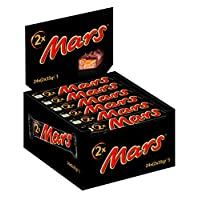 Mars Doppelriegel, 24 Riegel x (2 x 35 g)