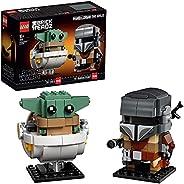 LEGO 乐高 星球大战 曼达洛人与尤达宝宝 75317
