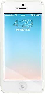 Fenice MO22WH00APIP5S 触摸式手机壳适用于苹果 iPhone 5/5S/5C 白色