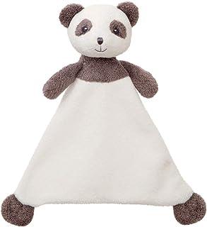 Aurora Bambam 熊猫被子毛毯,61257,黑白,完美的迎婴派对礼物