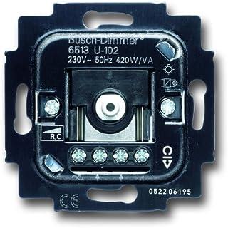 Busch-Jaeger 1307690 调光器旋转/感应开关 40-420W