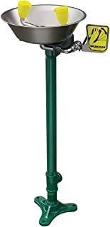 Speakman 传统系列 SE-583 底座安装式眼镜,带塑料碗 亮灰色 SE-584