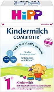 HiPP 喜宝 Combiotik婴幼儿奶粉 适合1岁以上的宝宝 4件装(4 x 600 g)