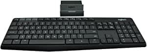 Logitech 罗技 K375s无线键盘支架套装