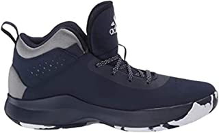 adidas 阿迪达斯 中性儿童 Cross Em Up 5 宽篮球鞋