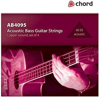 chord AB4095 原声贝斯琴弦套件