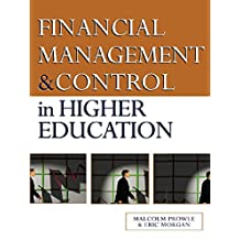 Financial Management and Control in Higher Education (English Edition)