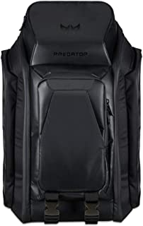 "Acer Predator M-Utility 1680D Ballistic Laptop Backpack for Up to 17"" Laptop, Black"
