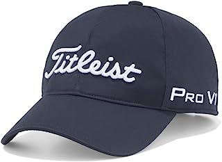 TITLEIST 雨帽 HJ8CPR 男士 HJ8CPR-BK 黑色 尺寸:均码 (57-59厘米)