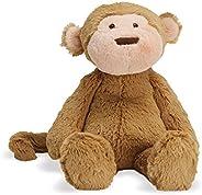 Manhattan Toy 曼哈顿玩具 可爱咖啡色 猴子毛绒动物, 12英寸/约30.48厘米