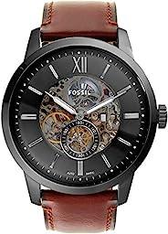 Fossil 手表 TOWNSMAN ME3181 男士 棕色