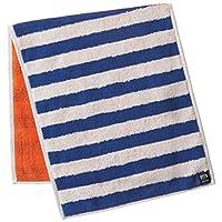 今治毛巾 pika浴巾 橙色 1-60282-31-OR