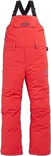 Burton Skylar Bib 儿童滑雪裤,适合单板滑雪,中性款