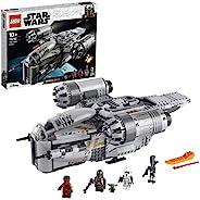 LEGO 乐高 星球大战系列 曼达洛人赏金猎人运输飞船 75292 带有小兵人 拼接积木