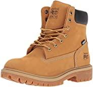 Timberland PRO 女式 Direct Attach 6 英寸鋼頭防水隔熱工作鞋