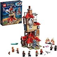 LEGO 乐高 哈利·波特系列 陋居攻击 75980