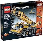 LEGO乐高 技术系列 移动式起重机MK II 42009(停产制造商)